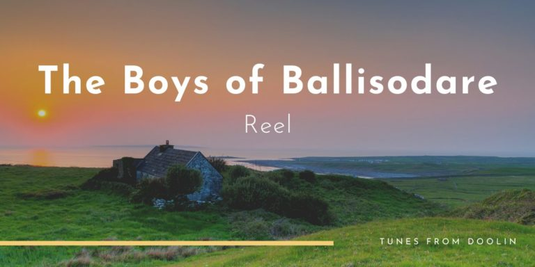 Boys of Ballisodare | Tunes From Doolin | Irish Traditional Music