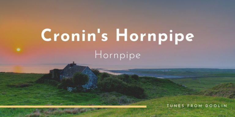 Cronin's Hornpipe | Tunes From Doolin | Irish Traditional Music