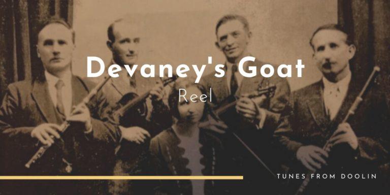 Devaney's Goat | Tunes From Doolin | Irish Traditional Music