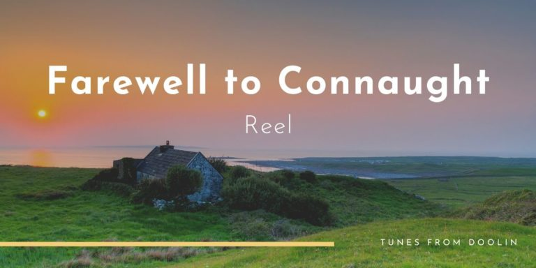 Farewell to Connaught | Tunes From Doolin | Irish Traditional Music