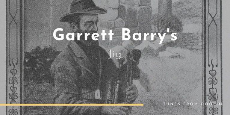 Garrett Barry's   Tunes From Doolin   Irish Traditional Music