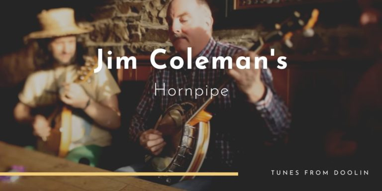 Jim Coleman's Hornpipe | Tunes From Doolin | Irish Traditional Music