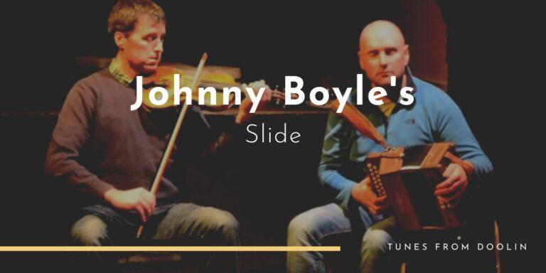 Johnny Boyle's (slide)   Tunes From Doolin   Irish Traditional Music