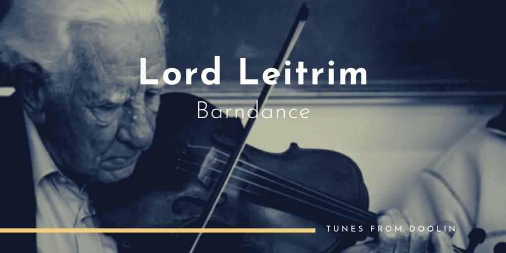 Lord Leitrim (Barndance)   Tunes From Doolin   Irish Traditional Music