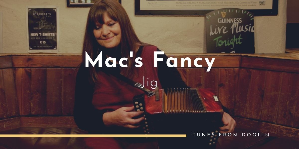 Mac's Fancy (Jig) | Tunes From Doolin | Irish Traditional Music