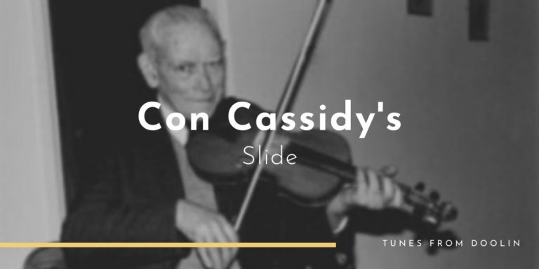 Con Cassidy's Slide | Tunes From Doolin | Irish Traditional Music