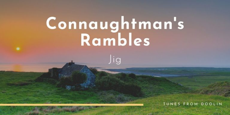 Connaughtman's Rambles | Tunes From Doolin | Irish Traditional Music