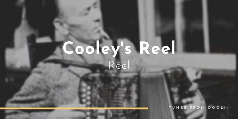 Cooley's Reel | Tunes From Doolin | Irish Traditional Music