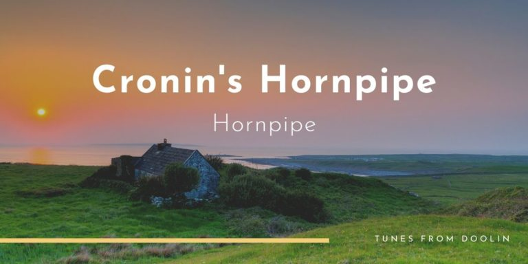 Cronin's Hornpipe | Tunes From Doolin | Irish Traditional Music