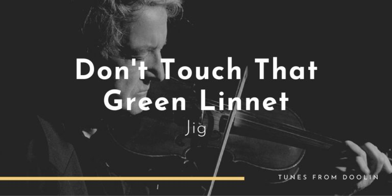 Don't Touch That Green Linnet | Tunes From Doolin | Irish Traditional Music