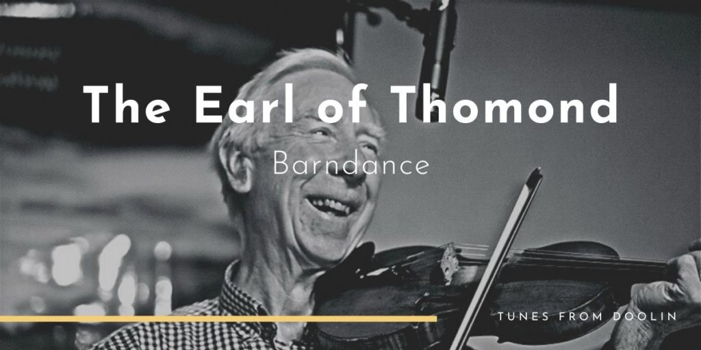 The Earl of Thomond | Tunes From Doolin | Irish Traditional Music
