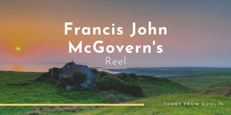 Francis John McGovern's | Tunes From Doolin | Irish Traditional Music