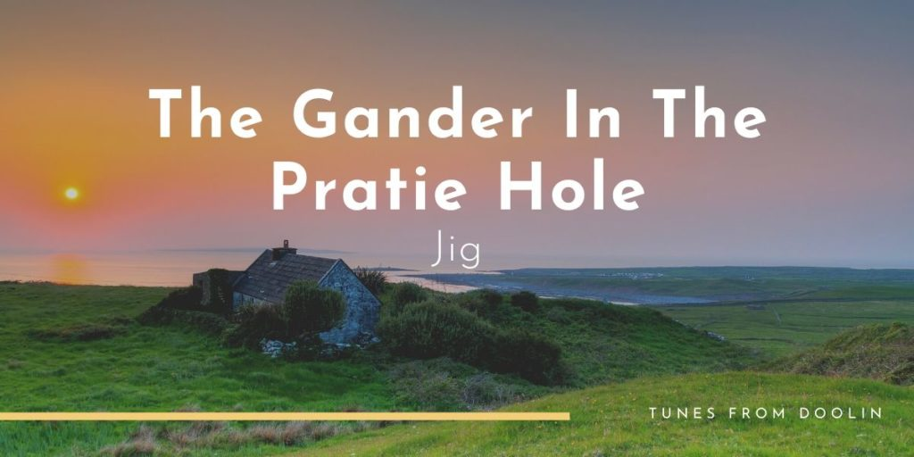 The Gander In The Pratie Hole | Tunes From Doolin | Irish Traditional Music