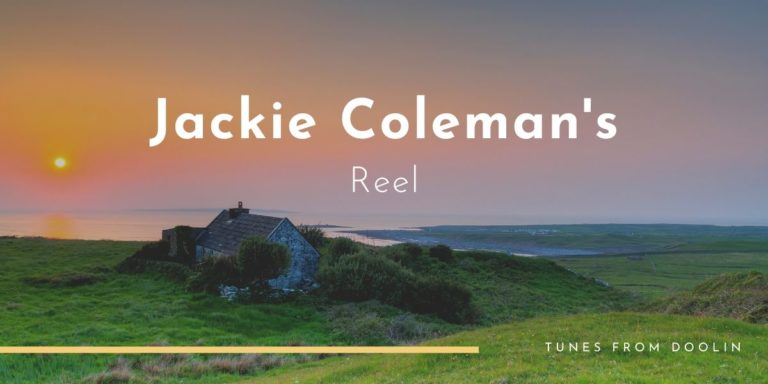 Jackie Coleman's | Tunes From Doolin | Irish Traditional Music