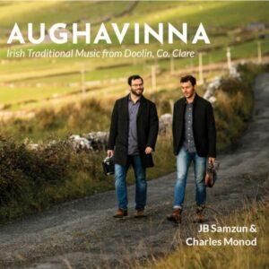 JB Samzun & Charles Monod - Aughavinna - Cover