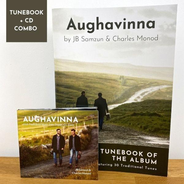 Aughavinna - Tunebook & CD combo