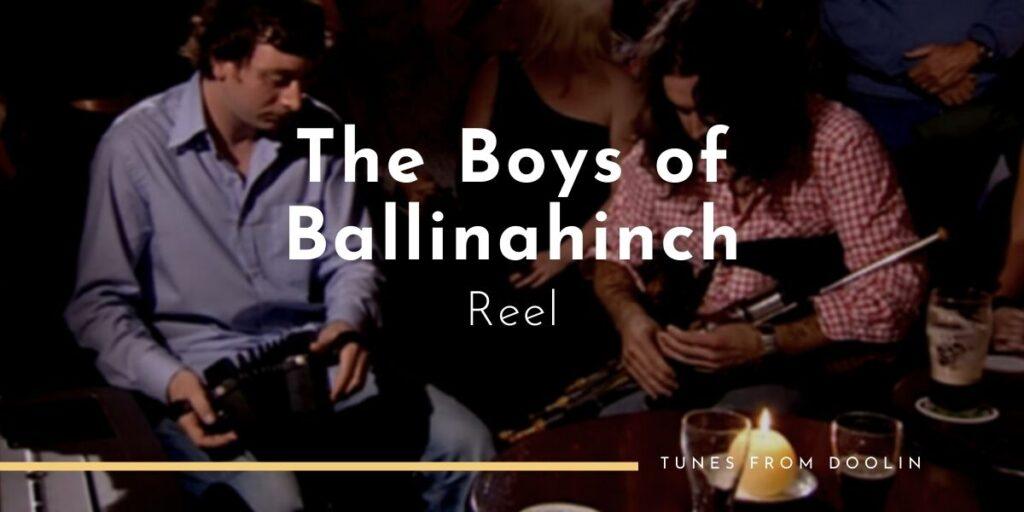 The Boys of Ballinahinch (Reel) | Tunes From Doolin | Irish Traditional Music